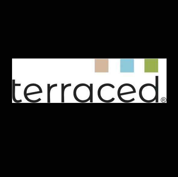 terraced logo