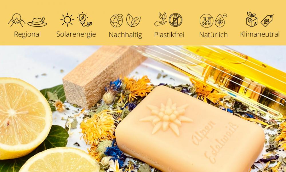 Asterna Seifen by BioProNatur GmbH